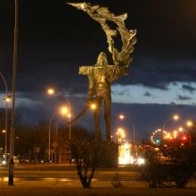 Pomnik Patriota w Stalowej Woli