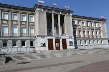 Miejski Dom Kultury w Stalowej Woli.
