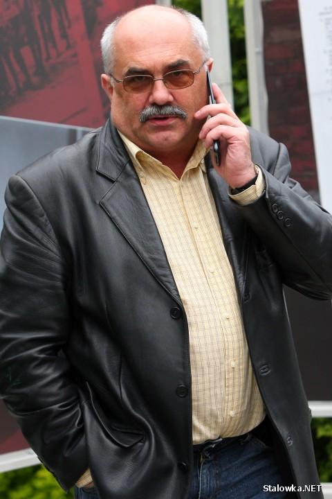 Wojtas Wiesław, czołowy działacz NSZZ Solidarność Huty Stalowa Wola.