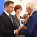 WARSZAWA: Prezydent RP wręczył nagrodę HSW S.A.