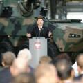 Stalowa Wola: Premier Beata Szydło w Hucie Stalowa Wola