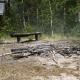 Stalowa Wola: Pożar lasu na Ciemnym Kącie