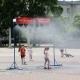 Stalowa Wola: Na ulice miasta powróciły wodne mgiełki