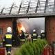 Stalowa Wola: Piorun uderzył w stodołę. Doszło do pożaru