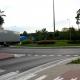 Stalowa Wola: Rondo przy ul. Grabskiego już nie straszne dla ciężarówek