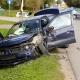 Stalowa Wola: Wypadek trzech aut na drodze powiatowej w Wólce Zaleszańskiej