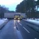 Stalowa Wola: TiR zablokował drogę Stalowa Wola - Tarnobrzeg