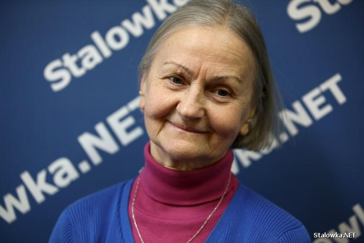 Powstanie Solidarności obudziło Polaków - rozmowa z Ewą Kuberną, działaczką podziemnej Solidarności w Stalowej Woli.