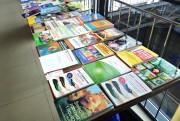 Uczestnicy konferencji mogli zapoznać się także z fachowa literaturą dotyczącą autyzmu i zespołu Aspergera.