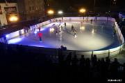 Drugi sezon zimowy na miejskim lodowisku dobiega końca. Na specjalnej instalacji na placu Piłsudskiego ślizgało się 19 tysięcy 162 osoby.