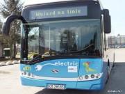 Miasto planuje zakup elektrycznych autobusów. Ma to być jeden z elementów walki ze smogiem.