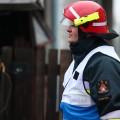 Groźny pożar w Rozwadowie