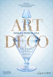 Od 8 marca do 2 kwietnia 2017 roku Muzeum Regionalne w Stalowej Woli zaprasza na unikatowy pokaz szkła i porcelany art deco z kolekcji muzeum.