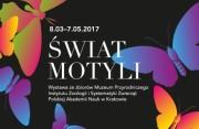 Od 8 marca do 7 maja 2017 roku w Muzeum Regionalnym można oglądać wystawę przyrodniczą Świat motyli.