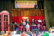 You can sing - pod takim hasłem odbył się w Zespole Szkół Ponadgimnazjalnych nr 1 w Stalowej Woli konkurs piosenki w języku angielskim.