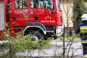 W akcji gaśniczej wzięli udział strażacy ochotnicy z OSP Rzeczycy Długiej.