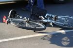 Poszkodowana 15-letnia rowerzystka trafiła do szpitala w Stalowej Woli. Uskarżała się na bóle miednicy.