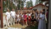 Szlachetną tradycją stało się organizowanie wakacyjnego wypoczynku dla polskich dzieci z Żółkwi na Ukrainie w podkarpackim ośrodku Caritasu w Bojanowie.