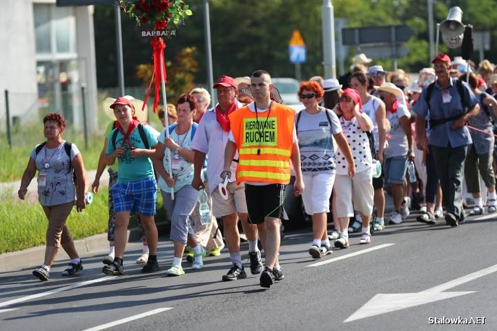 XXXIV Pielgrzymka ze Stalowej Woli na Jasną Górę.