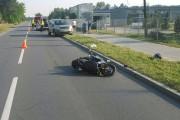 Na miejsce wezwano grupę policyjnych techników. Zabezpieczone ślady pozwolą w odtworzeniu przebiegu wypadku.