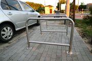 Stojaki na rowery w Stalowej Woli