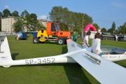 Aeroklub Stalowowolski kupił wyciągarkę do szybowców. Ułatwi organizację zawodów szybowcowych, które co roku odbywają się na lotnisku.