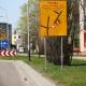 Stalowa Wola: Trwa przebudowa ulicy Poniatowskiego. Pojawi się dodatkowy pas ruchu