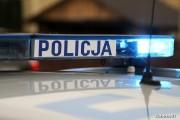 18-latek przyjął pomoc od policjantów. Karetką pogotowia został przewieziony do szpitala.