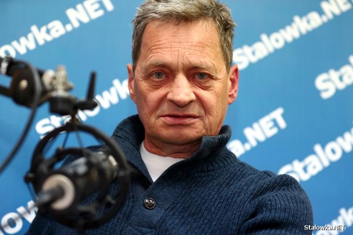 Jerzy Mielniczuk, dziennikarz Super Nowości.