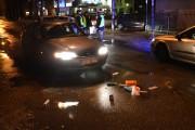 Na miejscu pracowali policjanci ze stalowowolskiej drogówki, którzy wyjaśniali okoliczności wypadku.