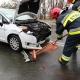 Stalowa Wola: DK77: wypadek przy Mc. 1 osoba ranna