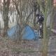 Stalowa Wola: Policjanci uchronili przed wychłodzeniem dwóch mężczyzn