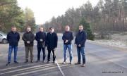 Dwie drogi na granicach powiatu i województwa oraz ulica Jaśkiewicza w centrum Stalowej Woli - to najnowsze ukończone inwestycje drogowe zrealizowane przez Powiat Stalowowolski.