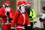 Uczestnicy rowerowej wyprawy odwiedzili między innymi oddział pediatryczny w stalowowolskim szpitalu. Okazało się, że święci należą do stowarzyszenia Rowerzyści ze stali.