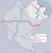 Znane są oferty cenowe firm zainteresowanych realizacją trzech odcinków drogi ekspresowej S19 od Niska do Sokołowa Małopolskiego, będącej częścią przyszłej trasy Via Carpathia. Wszyscy Wykonawcy zadeklarowali 10-letni okres gwarancji oraz skrócenie czasu realizacji do 34 miesięcy. Komisja przetargowa sprawdzi teraz oferty i wyłoni najkorzystniejsze. Podpisanie umów z wykonawcami planowane jest na II kwartał przyszłego roku.