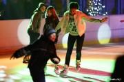 5 pingwinów do nauki jazdy na łyżwach, 10 sztuk kasków dla dzieci oraz 30 kamizelek odblaskowych otrzymał Miejski Ośrodek Sportu i Rekreacji w zamian za przyłączenie się do kampanii promocyjnej Kinder Pingui na lodowiskach.
