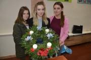 Pierwsze miejsce wśród szkół ponadgimnazjalnych zajęła drużyna z klasy I AW ze Złotej Kościuszkowskiej.