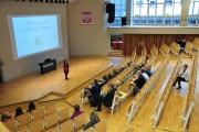 W Centrum Edukacji Zawodowej w Stalowej Woli 22 listopada 2017 r. odbył się XIII powiatowy konkurs Skutecznie Szukam Pracy skierowany do uczniów zasadniczych szkół zawodowych powiatu stalowowolskiego.