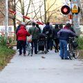 Absurdy miasta Stalowa Wola: Feralne przejście przez tory