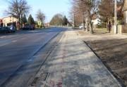 Zakończyły się prace budowalne przy budowie chodnika w Radomyślu nad Sanem. Odcinek ciągu pieszego powstał na długości około 115 m. naprzeciw Kościoła, a koszt jego wykonania wyniósł 150 tys. zł.