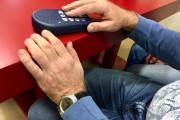 Czytak to odtwarzacz książek dla niewidomych i słabowidzących. Urządzenie jest niewielkie i proste w obsłudze.