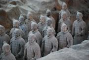 Od 4 lutego do 27 marca 2018 roku w Muzeum Regionalnym w Stalowej Woli będzie można oglądać wystawę Chińska Armia Terakotowa Cesarza Quin.