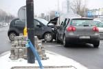 Do zdarzenia doszło na skrzyżowaniu w ciągu Drogi krajowej nr 77, gdzie krzyżują się Aleje Jana Pawła II z ulicą gen. Leopolda Okulickiego oraz ulicą Fryderyka Chopina. Obecnie ze względu na modernizację nie działa sygnalizacja świetlna.