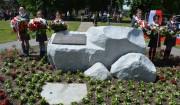 W czerwcu 2016 roku na Rynku w Rozwadowie z inicjatywy radnego Mariusza Bajka odsłonięto głaz z pamiątkową tablicą poświęcony tym dwóm postaciom.