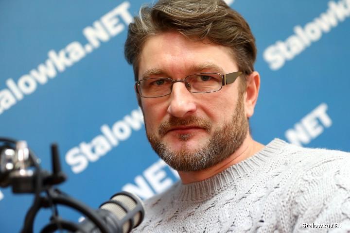 Marcin Grzeszczuk, innowator i wynalazca ze Zbydniowa.