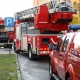Stalowa Wola: Pożar mieszkania w bloku na Poniatowskiego