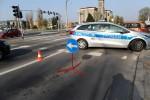 Na miejsce wezwana została grupa policyjnych techników, którzy dzięki zabezpieczonym śladom wyjaśnią okoliczności wypadku.