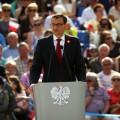 Premier Morawiecki na Święcie Flagi w Stalowej Woli