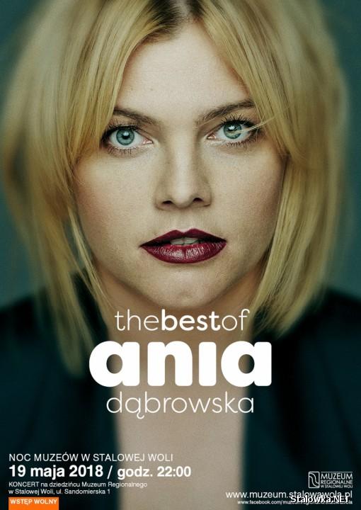Kto to jest Ania Dąbrowska