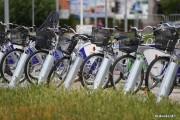 Operator, firma Nextbike postanowiła nagradzać osoby, które znajdą porzucony rower.